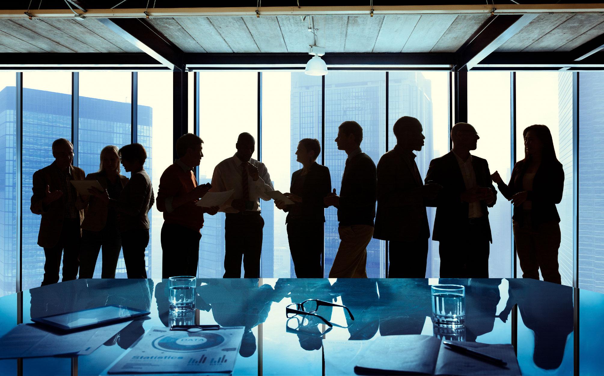 Abogados conflicto empresarial